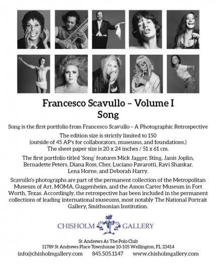 """""""Song"""" Suite of Ten Portraits"""