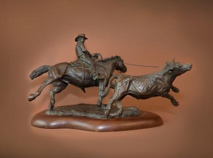 """Cowboy"" Bronze"
