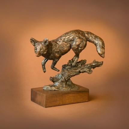 """Fox"" Bronze"