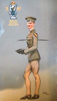 """""""Royal Irish Rifles"""""""