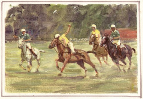 """Polo Players