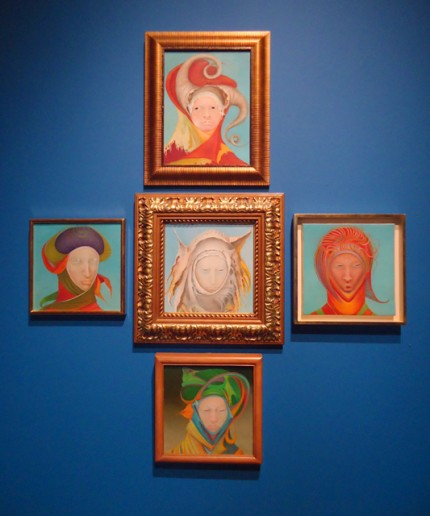 Bridget Tichenor Retrospective at the Museum of the City of Mexico