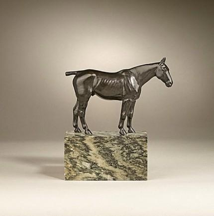 """""""Polo Pony"""" Bronze"""