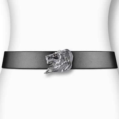 Proud Lion - Silver