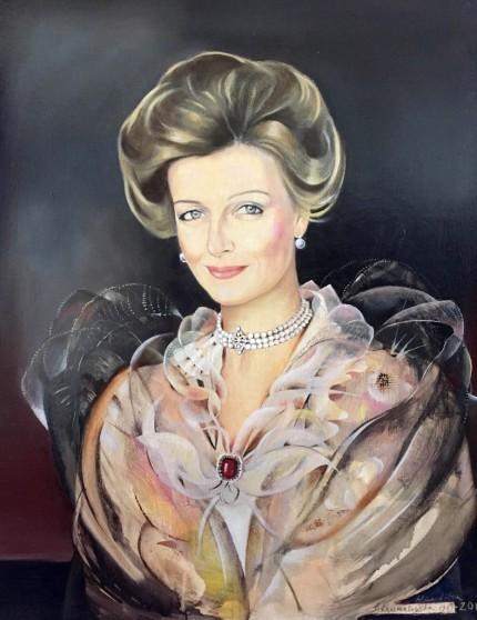 """""""HRH Princess Alexandra of Kent"""""""