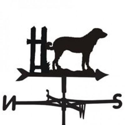 Anatolian Shepherd Weathervane