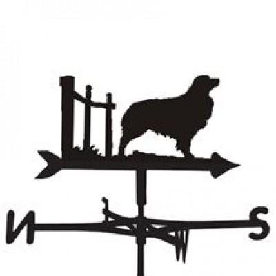 Australian Shepherd Weathervane