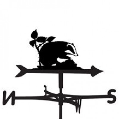 Badger Weathervane