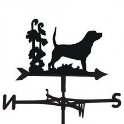 Beagle Weathervane