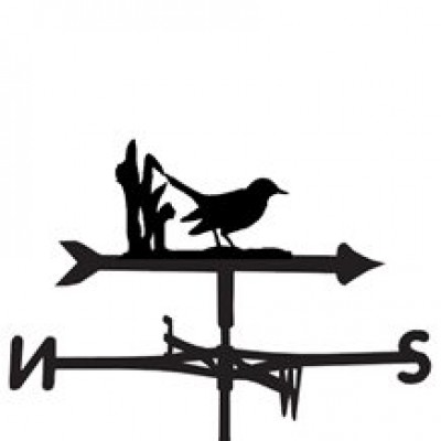 Blackbird Weathervane