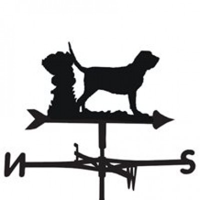 Bloodhound Weathervane