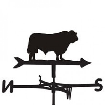 Bull Weathervane