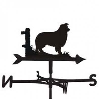 Collie Show Weathervane