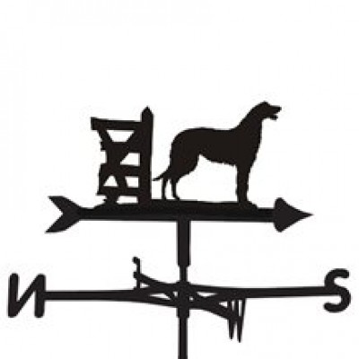 Deerhound Weathervane