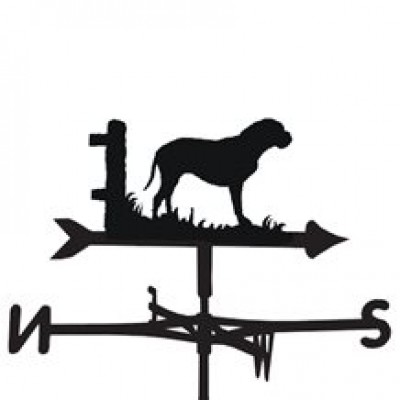 Dogue de Bourdeaux Weathervane