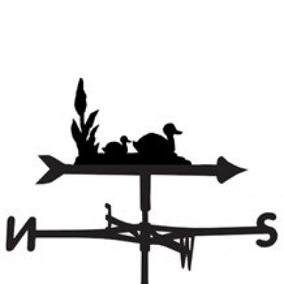 Ducks Weathervane