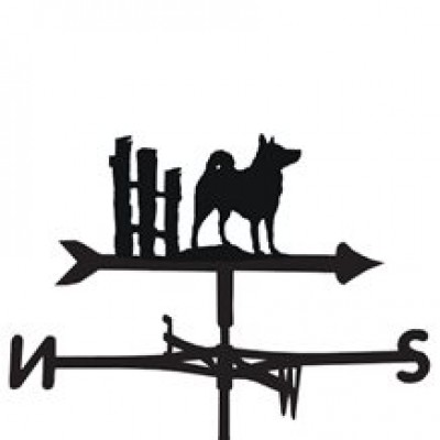 Elkhound Weathervane