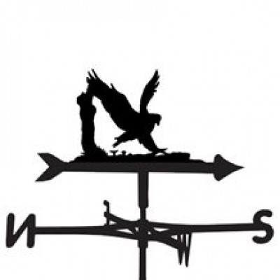 Falcon Weathervane
