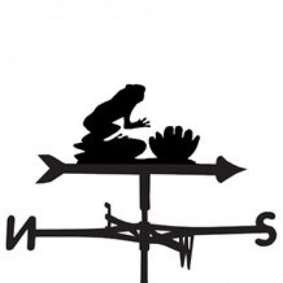 Frog Weathervane