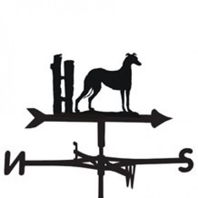 Greyhound Weathervane