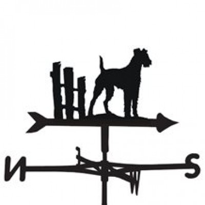 Irish Terrier Weathervane