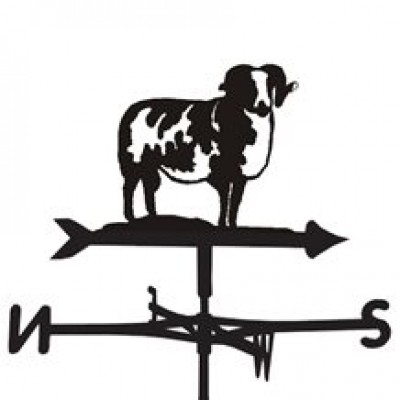 Jacob Ram Weathervane