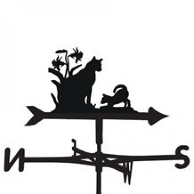 Kittens Weathervane