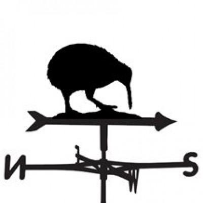 Kiwi Weathervane
