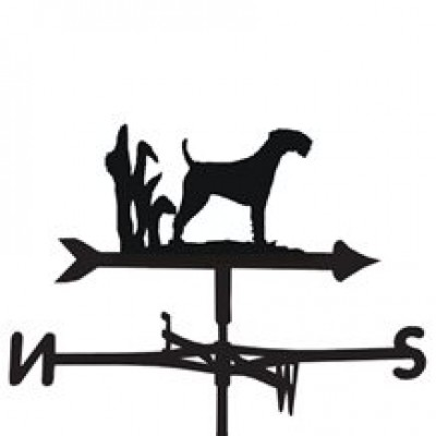 Lakeland Terrier Weathervane