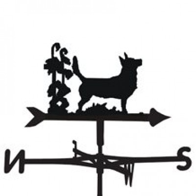 Lancashire Heeler Weathervane