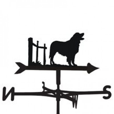 Leonberger Weathervane