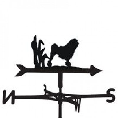Lowchen Weathervane