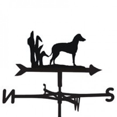 Manchester Terrier Weathervane