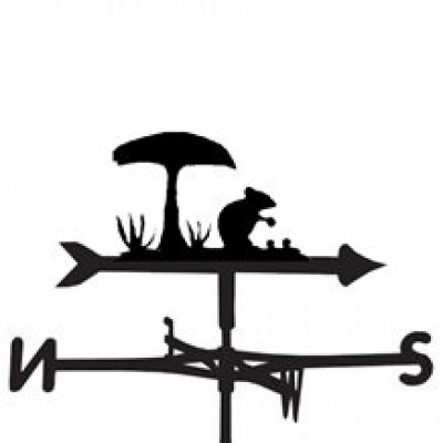 Mouse Weathervane