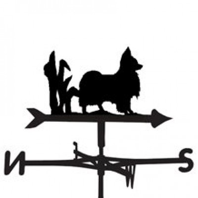 Papillion Weathervane