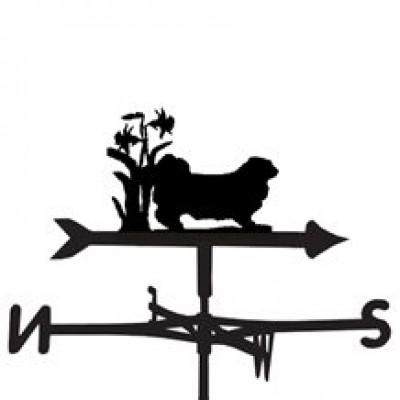 Pekingese Weathervane