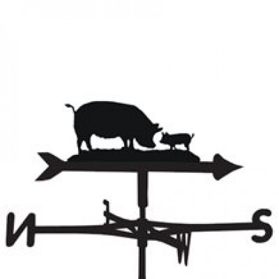 Pigs Weathervane