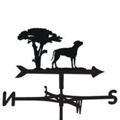 Rhodesian Ridgeback Weathervane