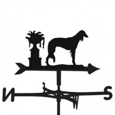 Saluki Weathervane
