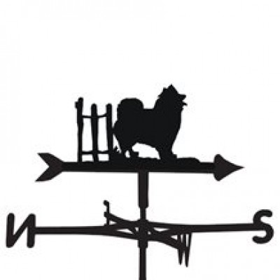 Samoyed Weathervane