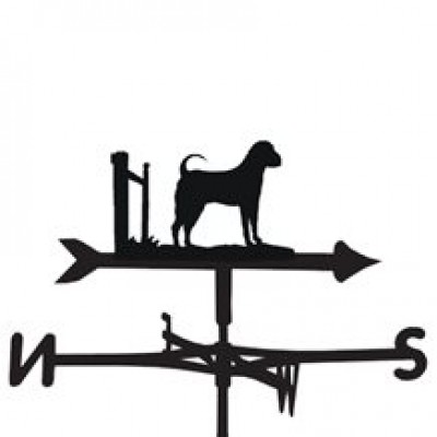 Sharpei Weathervane