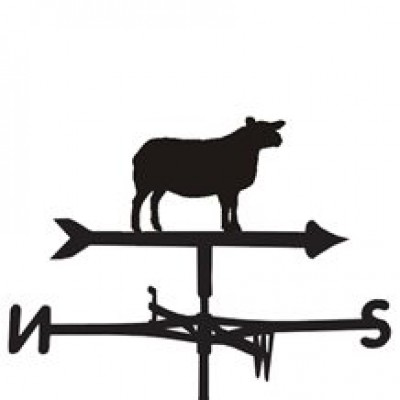 Texel Sheep Weathervane