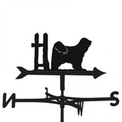 Tibetan Terrier Weathervane