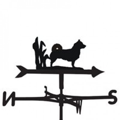 Valhund Weathervane