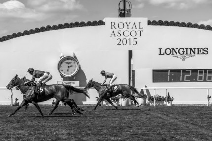 """Royal Ascot Series II"" A1 Print 