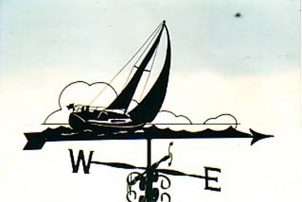 """""""Leaning Over Weathervane"""""""