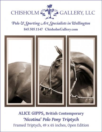 """Alice Gipps """"Nicotina"""" Triptych"""