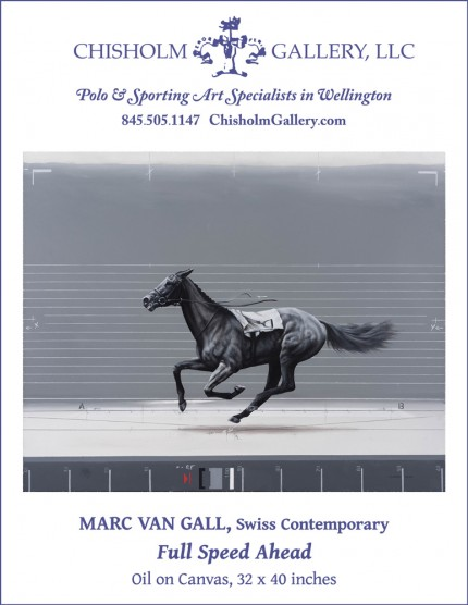 "Marc Van Gall ""Full Speed Ahead"""