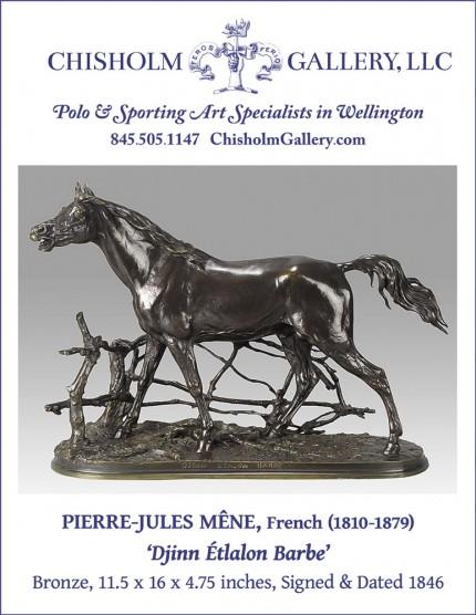 """Pierre-Jules Mêne """"Djinn Étlalon Barbe"""""""