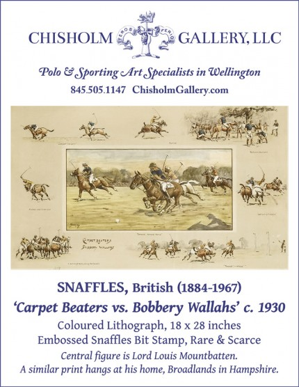 "Snaffles ""Carpet Beaters vs. Bobbery Wallahs"""